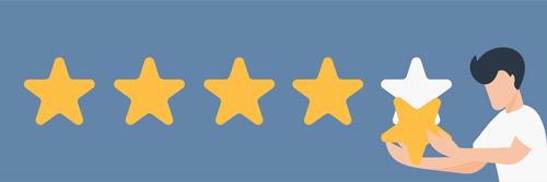 Online-Tool für Kundenbewertungen